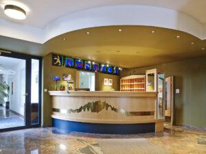 Hotel zur Post Lobby