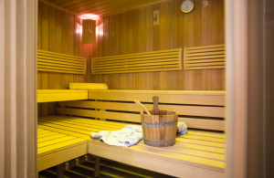 Hotel zur Post Sauna