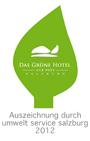 Umweltservice Salzburg Auszeichnung