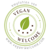 Vegan Welcome Logo