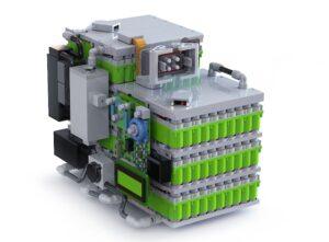 Kreisel Batterie