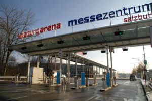 Messezentrum Salzburgarena